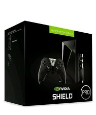 NVIDIA SHIELD TV PRO 500GB (2017) (2nd Gen) MOVIES,XXX, Emulators and Games!