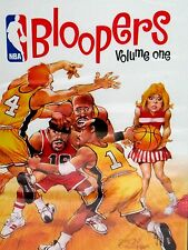NBA Bloopers -Volume 1 DVD, NEW! Jokes, Plays NBA Basketball,Shaq,Garnett,Howard