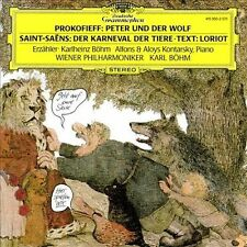 Prokofieff: Peter und der Wolf / Saint-Saens: Der Karneval d (UK IMPORT)  CD NEW