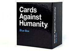 Cards Against Humanity Blue Box Gift Interesting Team Building Party Game Friend