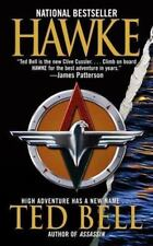 Hawke: A Novel by Ted Bell-Paperback-YY413
