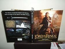 TOLKIEN: THE LORD OF THE RINGS - WEAPONS & WARFARE - RARE 1/1 UK HB CHRIS SMITH