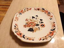 Large Platter Old Derby Enoch Wedgwood Hand Engraving China