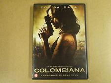 DVD / COLOMBIANA ( ZOE SALDANA )