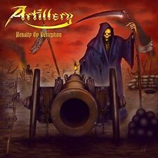 Penalty by Perception * by Artillery (Vinyl, Mar-2016, Metal Blade)
