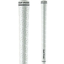 NEW SET OF 13 GOLF PRIDE TOUR WRAP 2G WHITE GRIPS. STANDARD SIZE GRIP