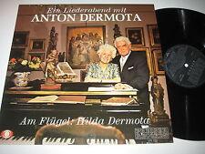 LP/EIN LIEDERABEND MIT ANTON UND HILDE DERMOTA/Preiser Records SPR 3256 ORF