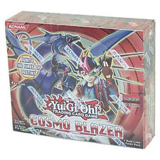 Yu-Gi-Oh Cards - Cosmo Blazer - Booster Box (24 Packs) - New Factory Sealed