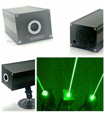Industrial Green laser module 532nm 80mw 12V laser module for Room Escape props