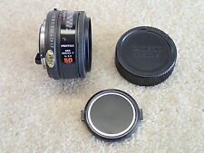 Pentax 50mm f1.7 SMC-F AF Auto Focus Prime Lens User Item AS IS