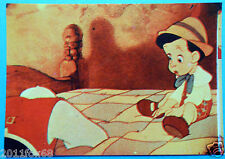 lampo figurines picture cards album figurine walt disney story 131 pinocchio wwe