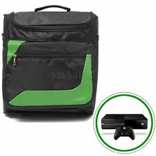 Travel Carry Protective Shoulder Bag Pack Case for Microsoft Xbox One Console YN