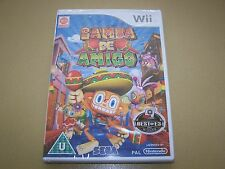 Samba De Amigo (Nintendo Wii, 2008) **New & Sealed**