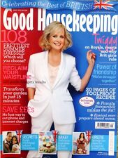 Good Housekeeping Magazine May 2011 Twiggy