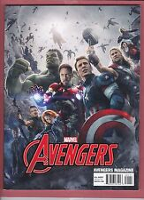 Avengers Magazine #1 Marvel's Age Of Ultron Special Movie Promotion