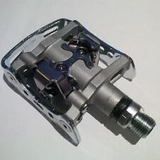 Shimano PD-M324 SPD MTB pedals with a one-sided mechanism