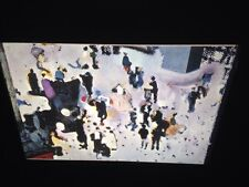 "Richard Hamilton ""Trafalgar Square"" British Pop Art 35mm Slide"