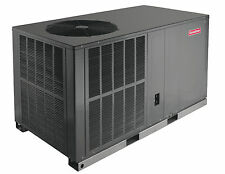 2.5 ton Goodman 14 seer heat pump R-410A package unit GPH1430H41