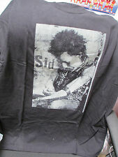 SID VICIOUS  ( Sex Pistols ) T-Shirt -  Large only PUNK ROCK