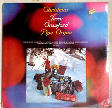 Christmas With Jesse Crawford Pipe Organ 1973 MCA Records # MCA-15013 Sealed LP