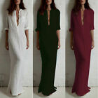 Sexy Women Summer Long Maxi BOHO Evening Party Dress Beach Dresses Sundress