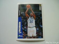 Stickers UPPER DECK Collector's choice 1996 - 1997 NBA Basketball N°50