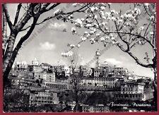 FROSINONE CITTÀ 17 Cartolina FOTOGRAFICA viaggiata 1955