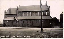 Attercliffe, Sheffield. Immanuel Church # 1409 by M&S.