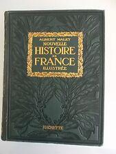book history France  nouvelle histoire de france Larousse albert Malet