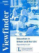DAVID BEAL - EDUCATION IN BRITAIN AND THE USA - RESOURCE BOOK