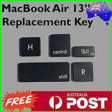 "Genuine Apple MacBook Air 13"" 2012-15 Replacement Keys  - Postage from Melbourne"