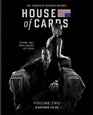 House of Cards: Season 2 (Blu-ray + UltraViolet), New DVDs