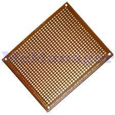 Pre FORATO BACHELITE 1,2 mm di lato singolo rame prototipo PCB MATRIX Board 80x80