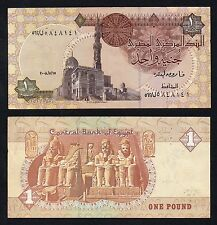1 pound Central Bank of Egypt  BB+/VF+