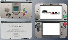 Sega Dreamcast Controller Art Design Video Game Decal Skin New Nintendo 3DS XL