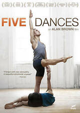 Five Dances New DVD  Sealed Factory New!