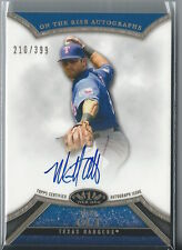 Mike Olt 2013 Topps Tier 1 On the Rise Autograph Rookie RC Auto #/399 ORA-MO1