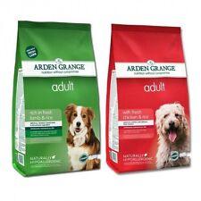 2 X 12kg Arden Grange pollo/Cordero y Arroz Adulto comida de perro sólo £ 26.25 cada uno!