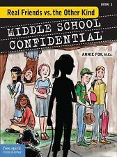 NEW - Real Friends vs. the Other Kind (Middle School Confidential)