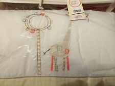 Mamas and Papas Apple Bobbin 4 Piece Nursery Bedding Set.