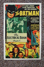 The Batman Lobby Card Movie Poster The Electrcal Brain