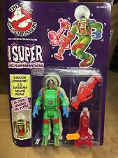 REAL GHOSTBUSTERS KENNER I SUPER WINSTON ZEDDMORE MOC  VINTAGE NEW,PERFECT!!!