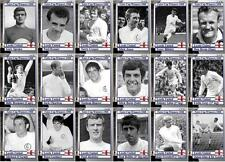 Leeds United 1968 UEFA Fairs Cup winners football trading cards