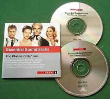Essential Soundtracks Classic Collection Silence of The Lambs & Casino + CD x 2