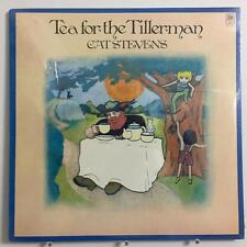 "CAT STEVENS VINTAGE ""Tea For The Tillerman"" LP w Wild World SEALED - NO BAR CODE"