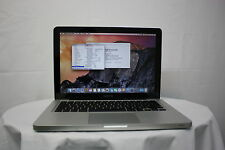 "Zuhause Apple MacBook Pro A1278 13.3"" core i5 2.3GHZ 4GB 320GB Yosemite Note B"