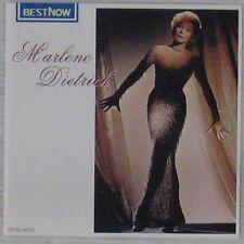 Marlène Diétrich CD 1988 Pressage japonais