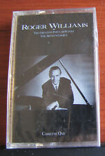 Roger Williams - The Greatest Popular Pianist, The Artist's Choice- Cassette NIP