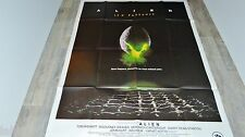 ALIEN   ! ridley scott  affiche cinema science fiction 1979