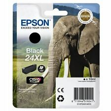 Genuine Epson 24XL Black T2431 Ink Cartridge for Expression XP-750 XP-850 XP-950